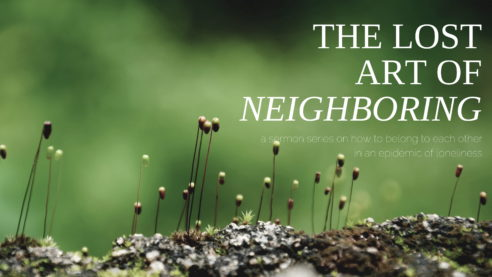 The Lost Art of Neighboring (The Gathering)